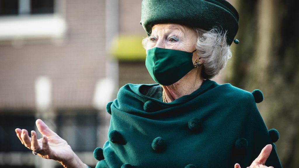 Beatrix verjaardag 83 jaar