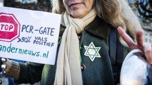 Thumbnail voor Voorzitter Nederlands Auschwitz Comité: 'Steeds vaker link tussen Holocaust en coronamaatregelen'