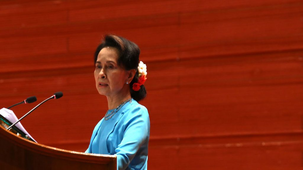Staatsgreep in Myanmar