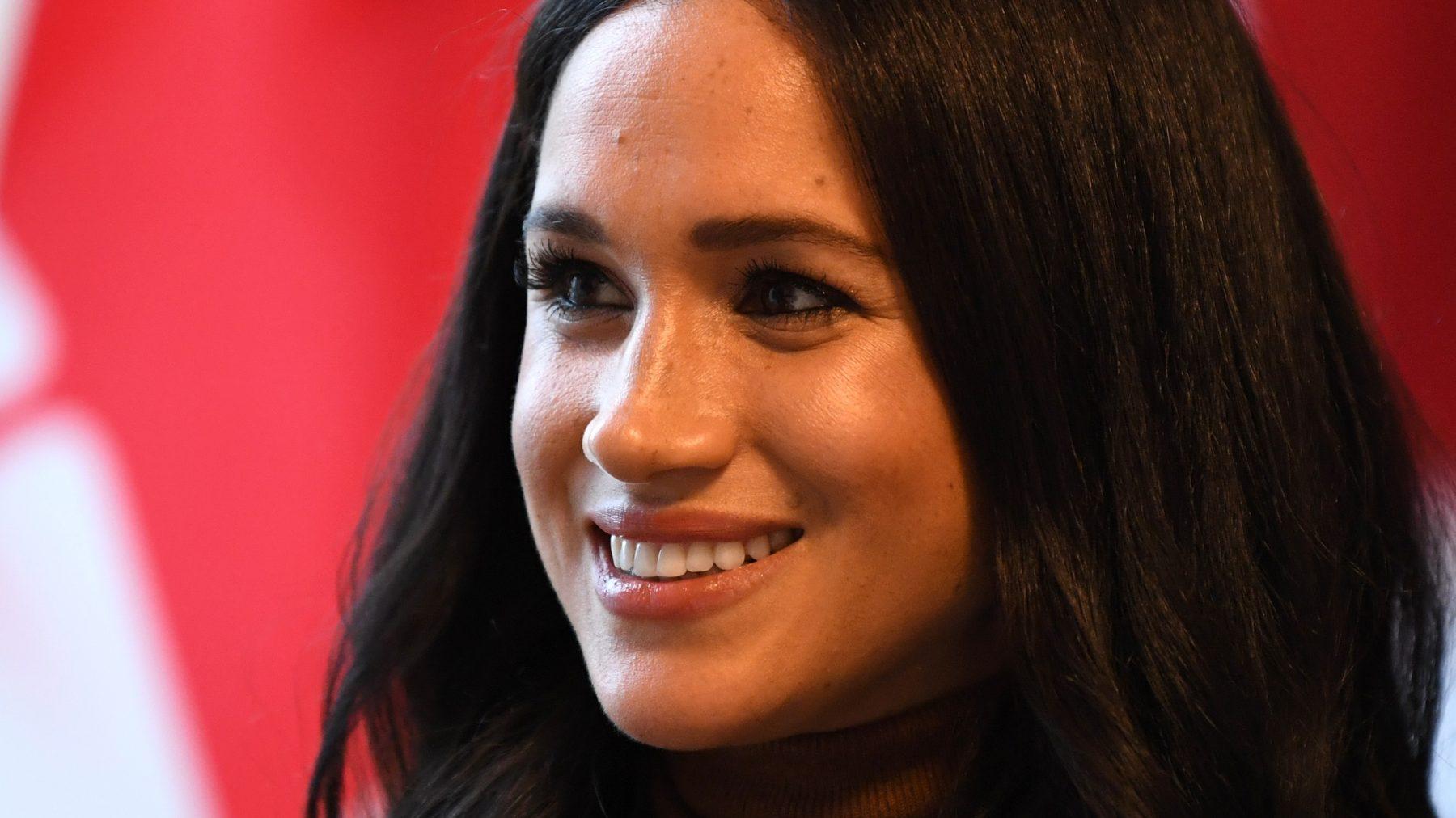 Meghan Markle: 'Buckingham Palace verantwoordelijk voor wijzigen naam geboorteakte'