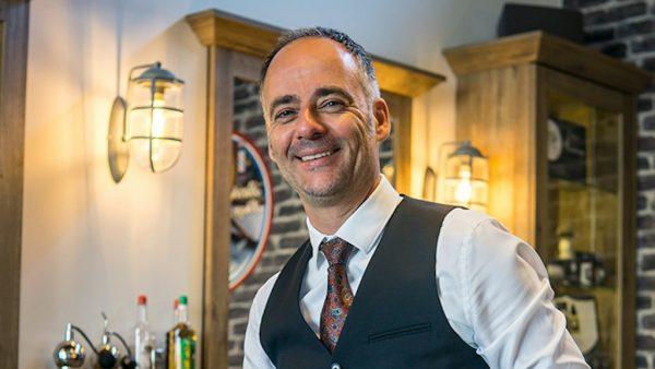 barbier Jeroen Jansen