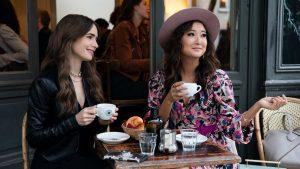 Thumbnail voor 'Emily in Paris' genomineerd voor twee Golden Globes (en dat valt niet overal even goed)