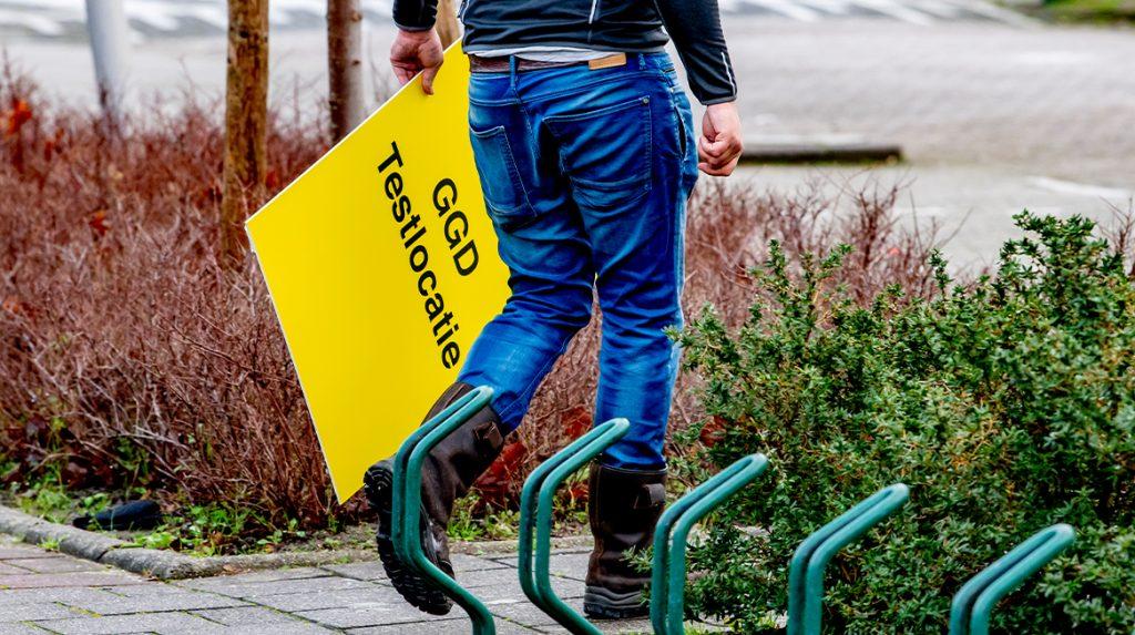 testlocaties Rotterdam-Rijnmond zondag en maandag dicht vanwege winterweer