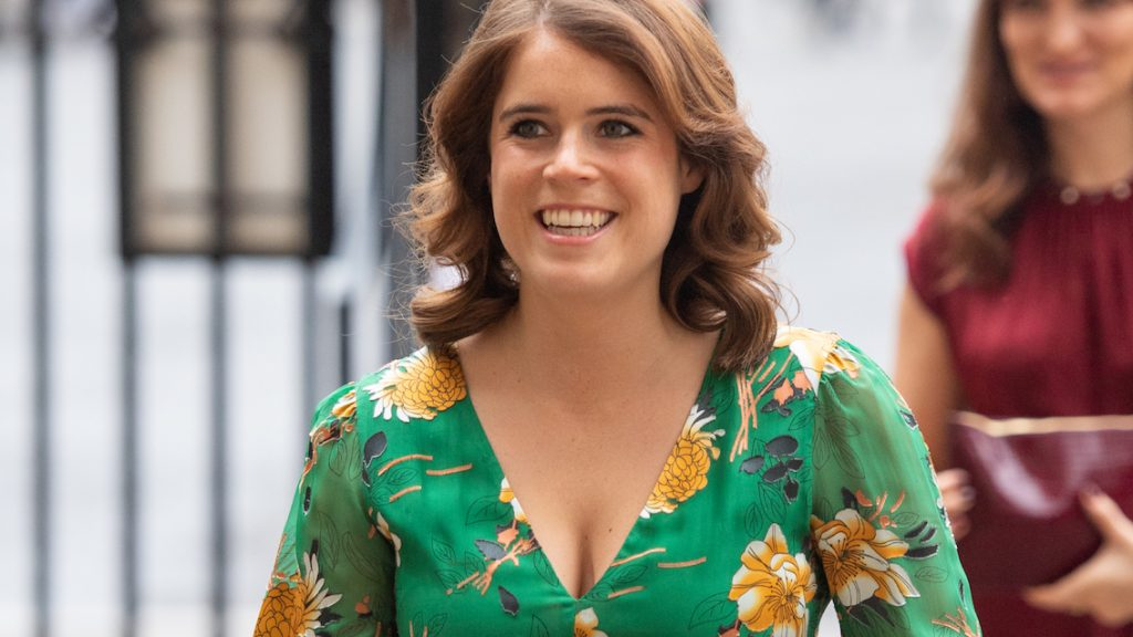 Britse prinses Eugenie is bevallen van haar eerste kindje - LINDA.