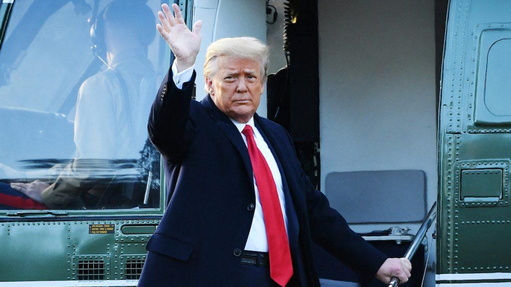 Geen Twitter voor Trump_ officieel geen weg meer terug voor de ex-president op het platform