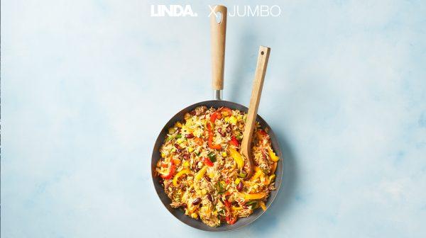 Liefde gaat door de maag: Mexicaanse rijst met paprika