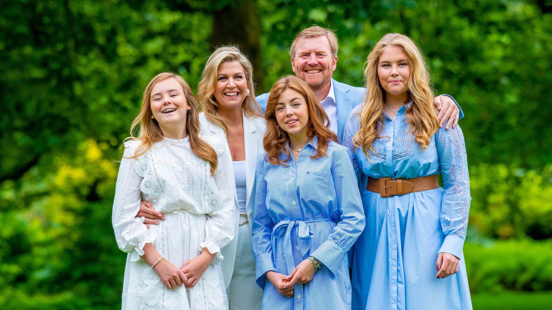 Willem-Alexander open over thuisonderwijs dochters: 'Motivatie is weg' - LINDA.