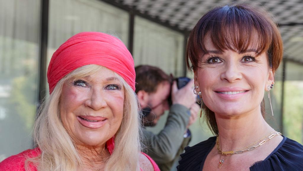 Mary Borsato over Marco en Leontine: 'Ze zien elkaar nog geregeld' - LINDA.