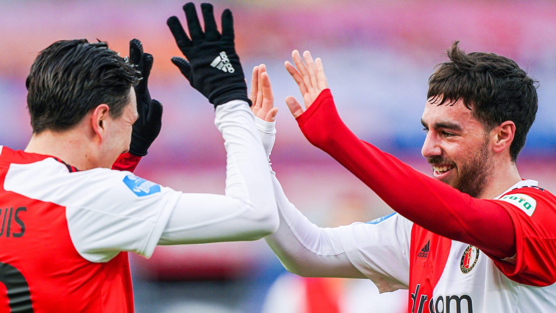 Disney maakt serie over Feyenoord: 'Dit past perfect bij onze ambitie'