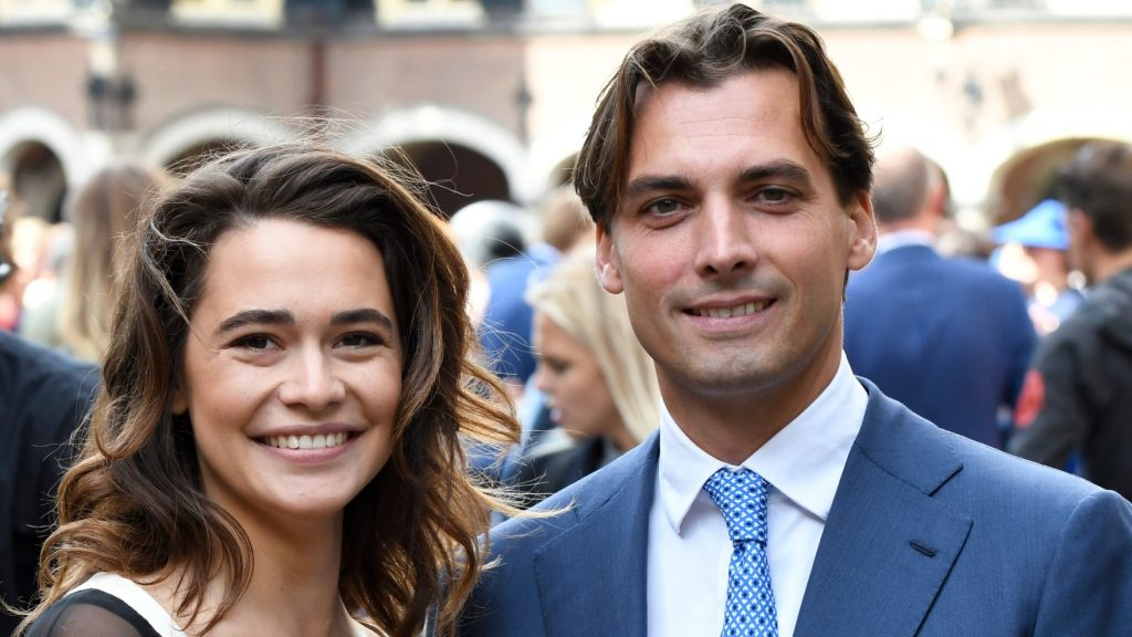 Thierry Baudet over verloofde: 'Davide blokkeerde me op WhatsApp, Instagram en Facebook'