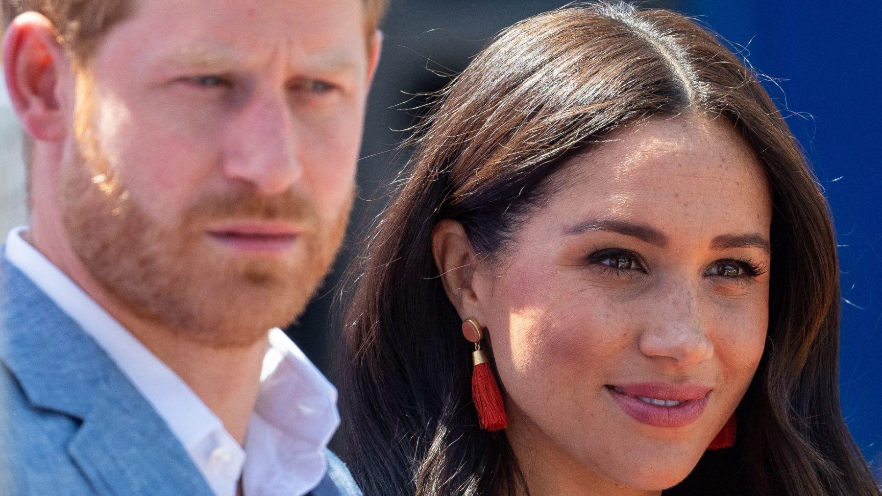 'Megxit' nu definitief: prins Harry en Meghan breken met Britse koningshuis