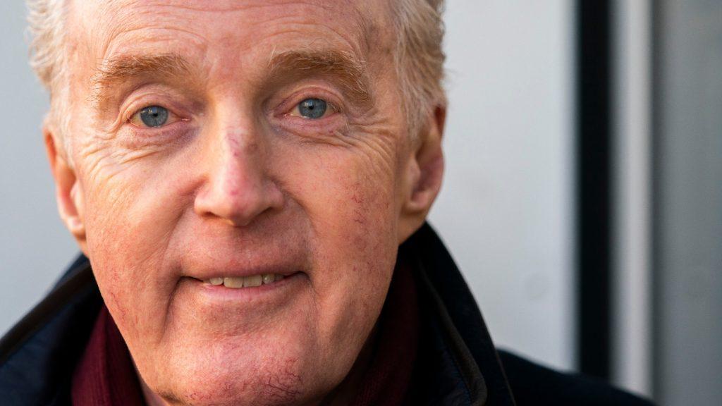 André van Duin vertelt Dodenherdenking over invloed WO II op zijn leven