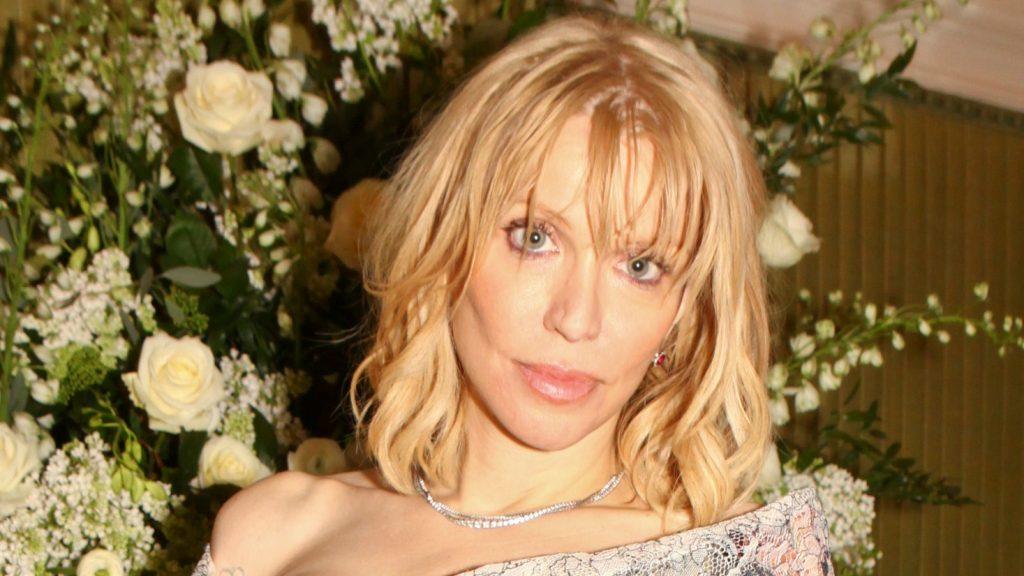 Courtney Love stopt met acteren vanwege #metoo-ervaringen