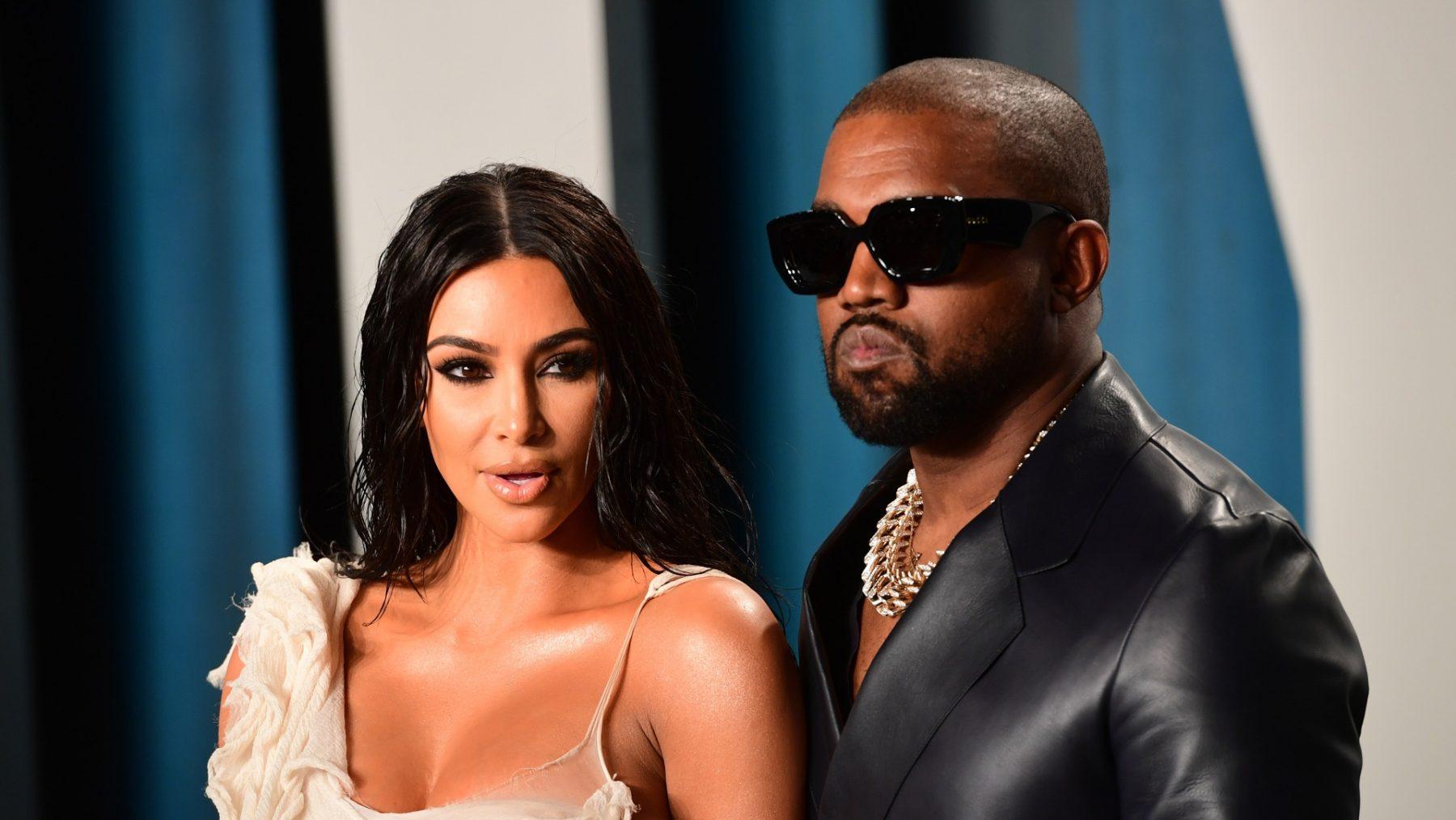 Kim Kardashian en Kanye West hebben scheiding nu officieel aangevraagd
