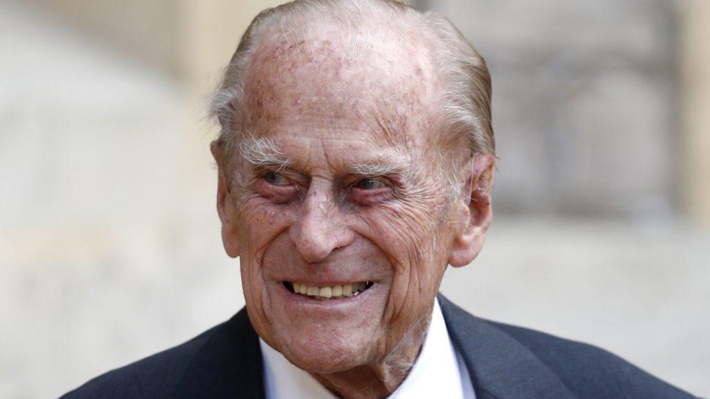 Prins William over prins Philip