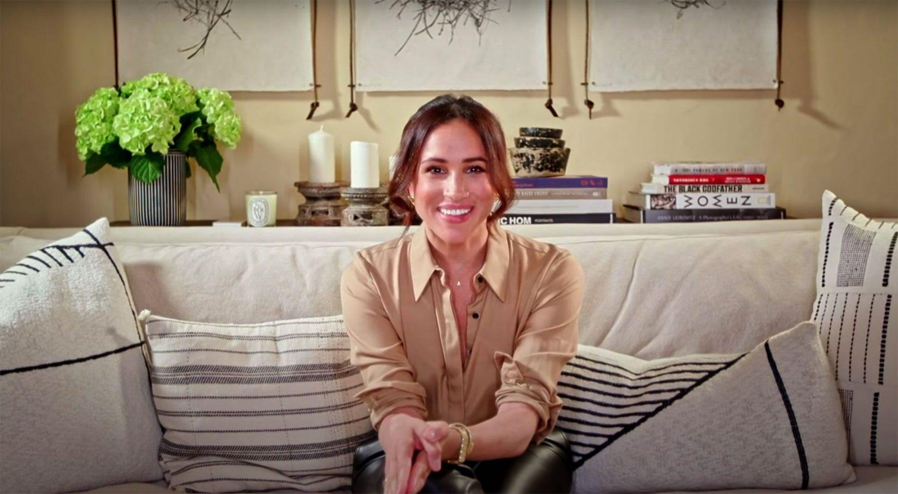 Binnenkijken in miljoenenvilla Harry en Meghan: 'Duidelijk wie de broek aan heeft'