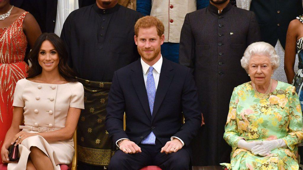 Oprah-interview prins Harry en Meghan en viering Commonwealth Day tegelijkertijd uitgezonden