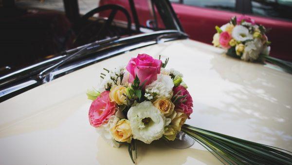 Amber: 'Ze betrapten hem in onze trouwauto , een dag voor de bruiloft'