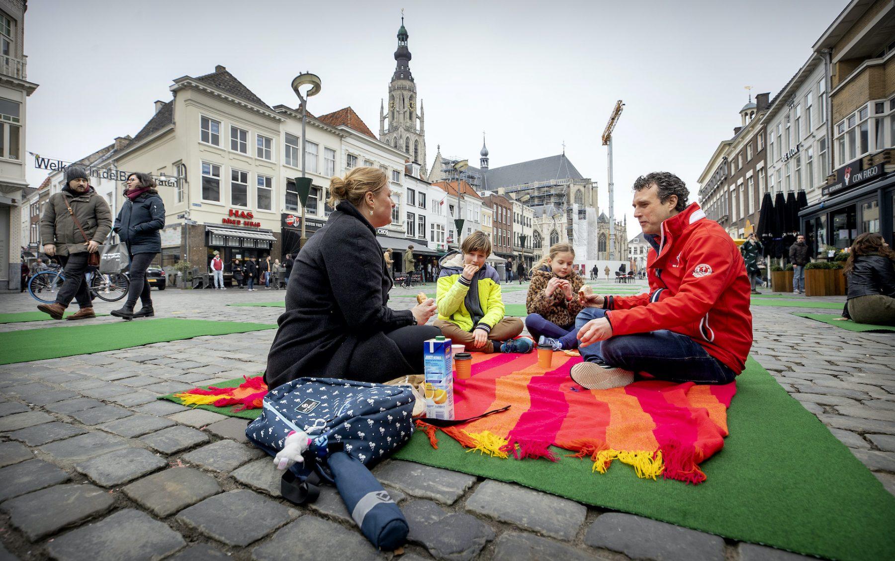 ludieke picknick Breda