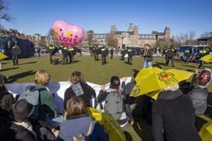 Corona-update: ontruiming Museumplein en een toename van het aantal besmettingen