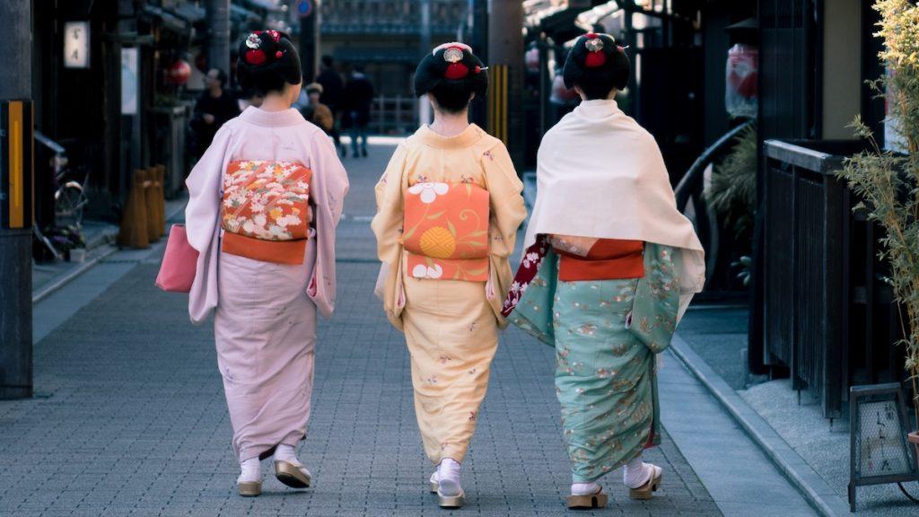 De kimono is meer dan een kledingstuk: 'Het aantrekken is als meditatie'