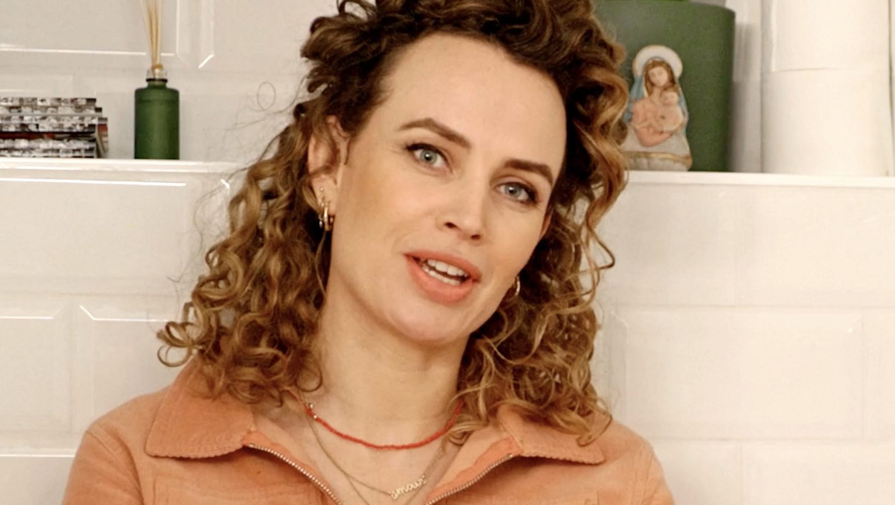 Kim Pieters over haar gênantste wc-moment