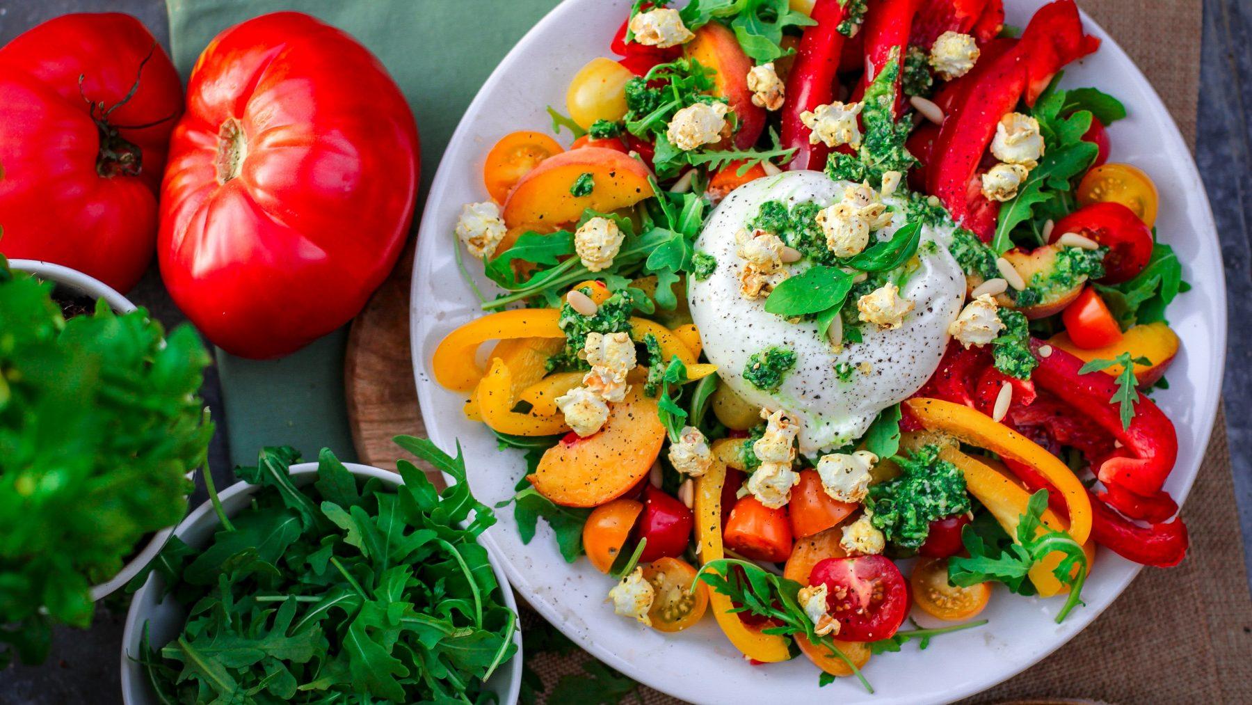 Vegetarische recepten Dieren Dag
