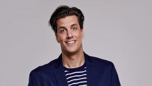 Thumbnail voor 'Snollebollekes' Rob Kemps gaat presenteren voor SBS 6