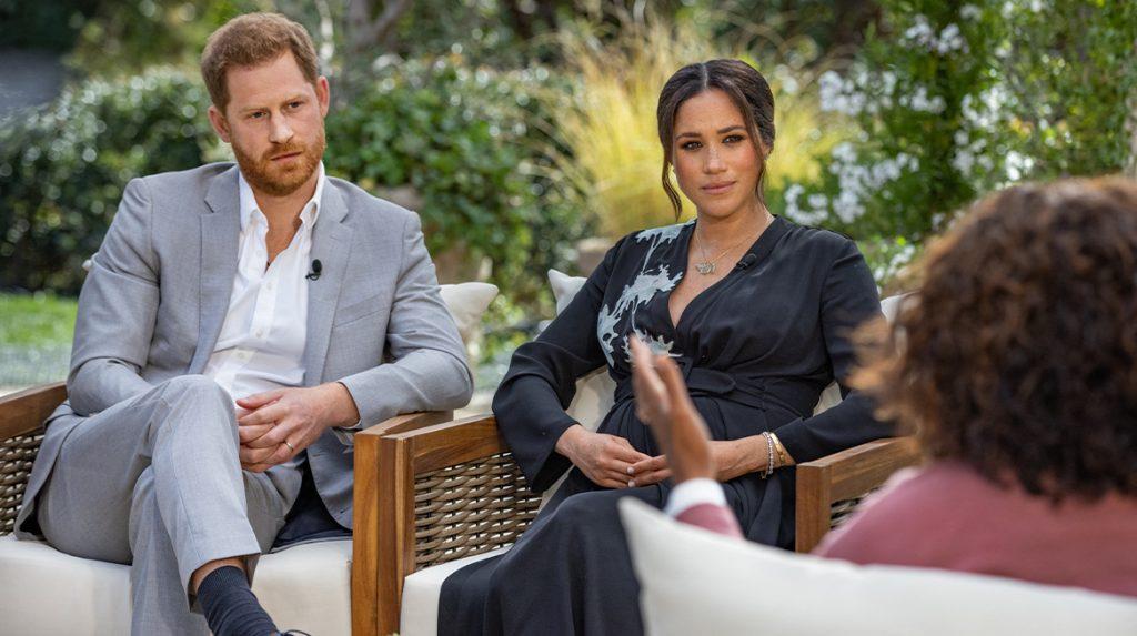 Spraakmakend interview Harry en Meghan door ruim 1,5 miljoen mensen bekeken_