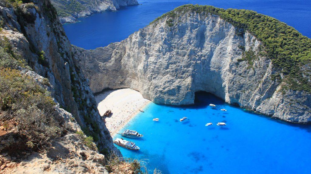 Griekenland per 14 mei open voor gevaccineerde en geteste vakantiegangers