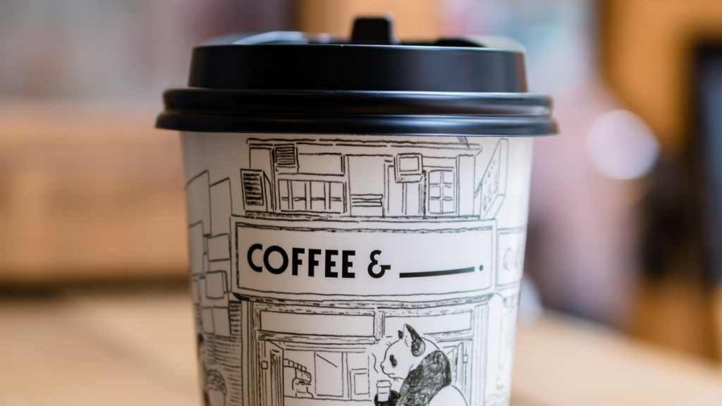 koffie to-go