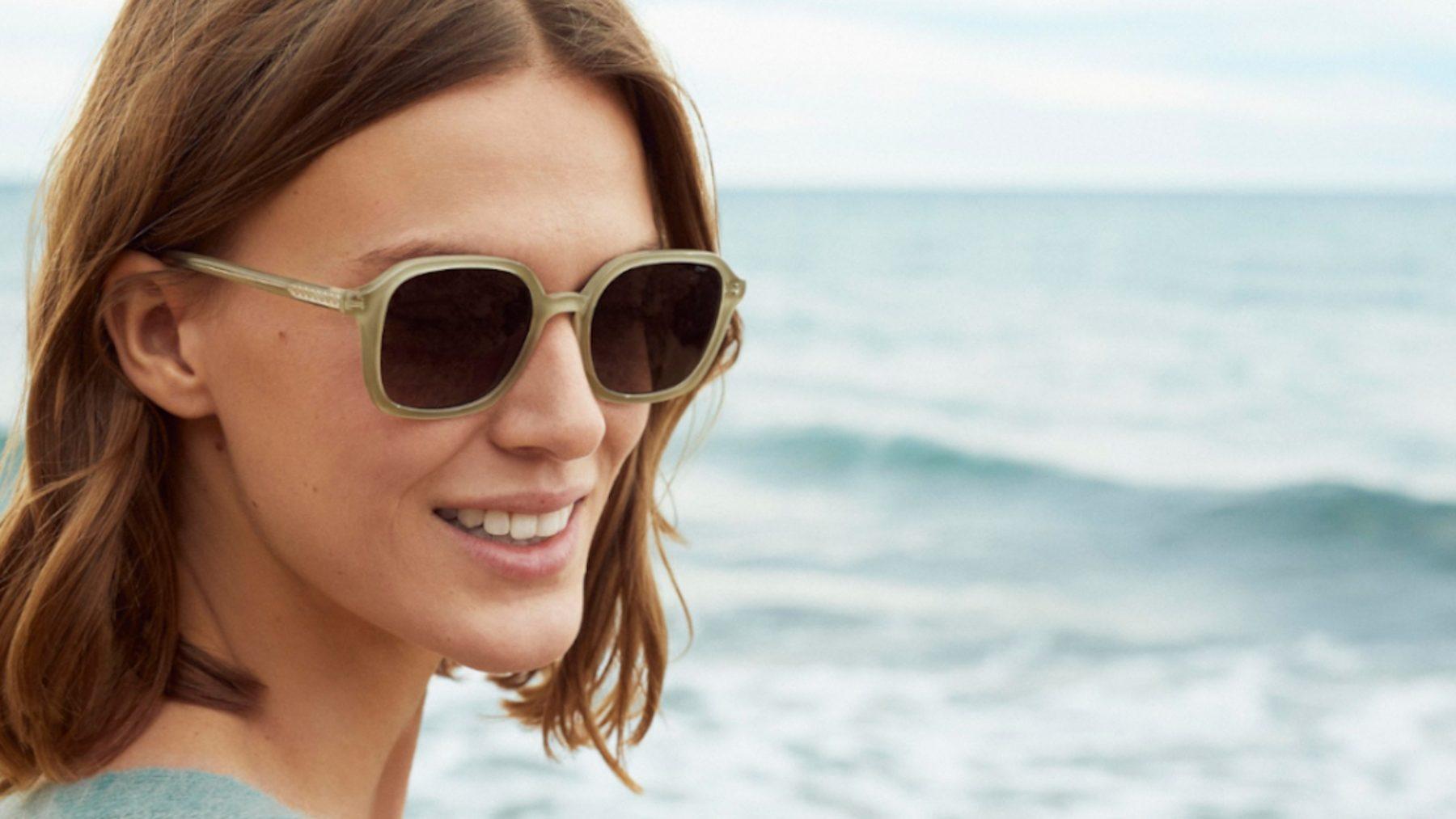 De nieuwe lente-zomercollectie van Esprit eyewear