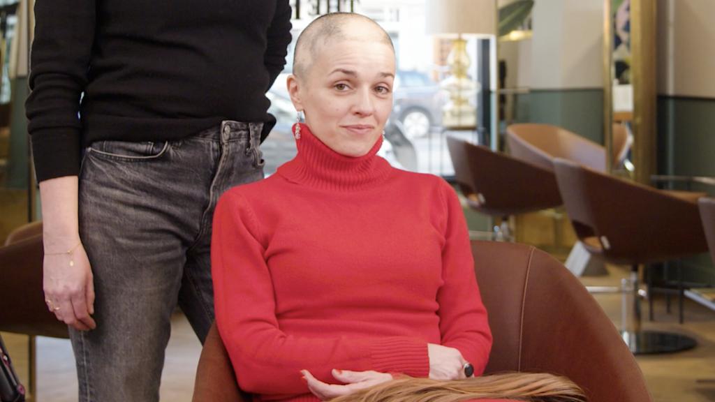 Katarina Justić in Leer Haar Kennen