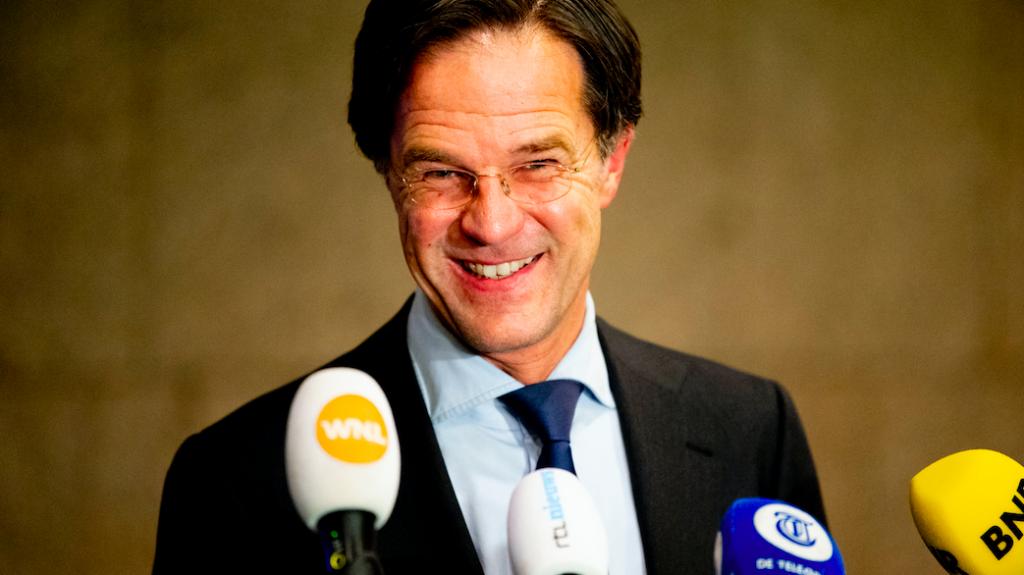 Premier Rutte over formatie: 'Zeer voor de hand dat VVD en D66 gaan praten'