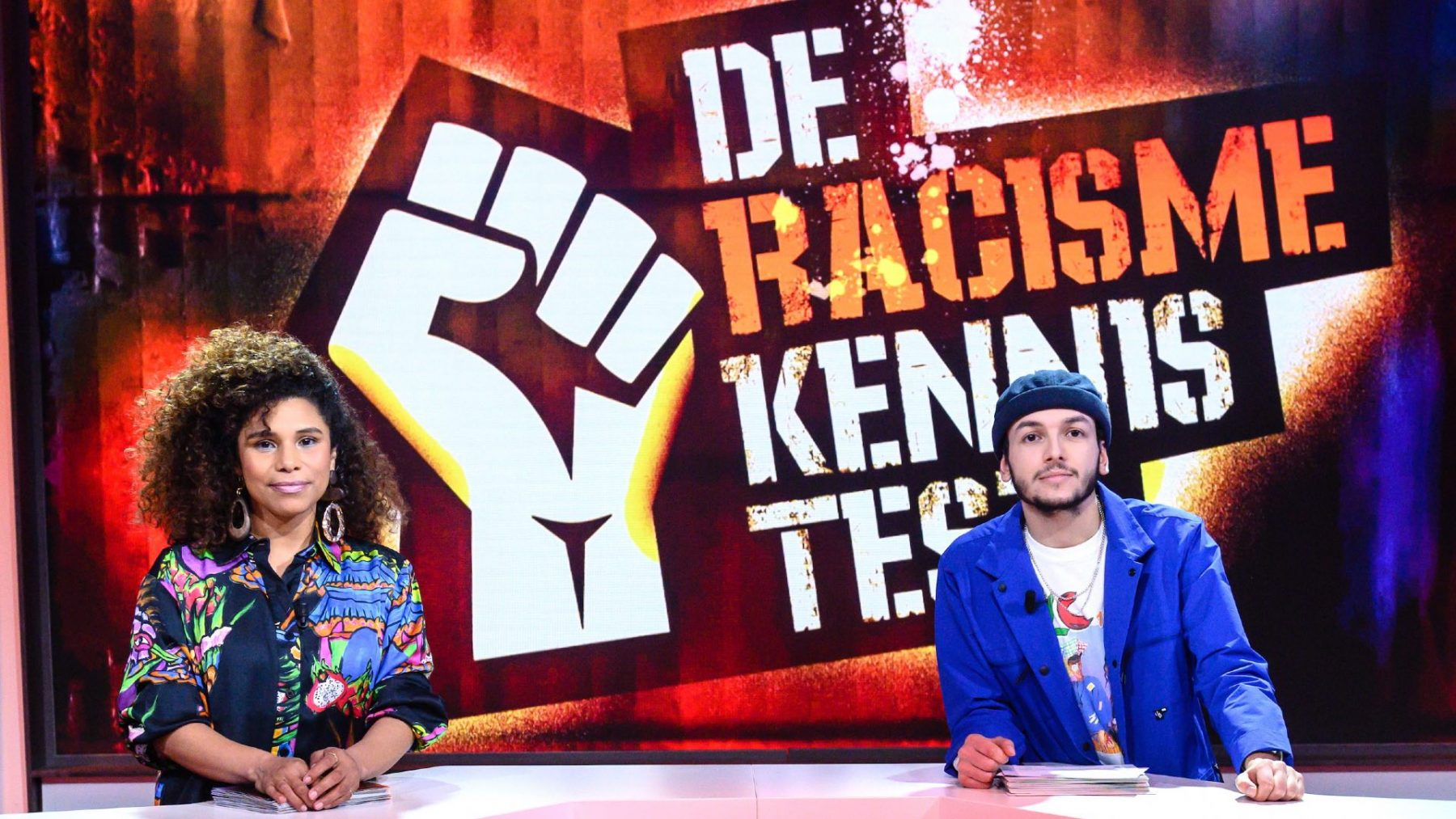 Olcay Gulsen en Peter R. de Vries doen zondag 'De Racisme Kennistest': 'Ontzettend nodig'