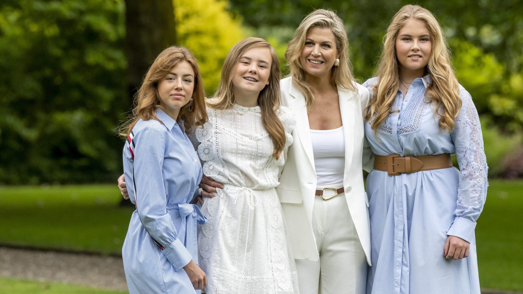 leren budgetteren maxima dochters