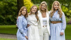 Thumbnail voor Máxima let op de kleintjes: dochters moeten sparen, verantwoorden en leren budgetteren
