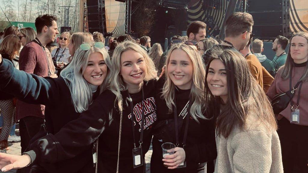 Kim was bij testfestival Back to Life: 'Iedereen knuffelde met elkaar'