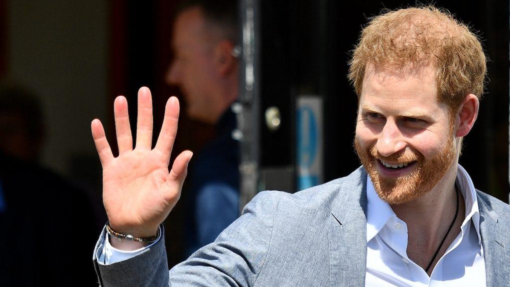 Prins Harry heeft zijn eerste echte baan in de pocket, hier gaat hij werken