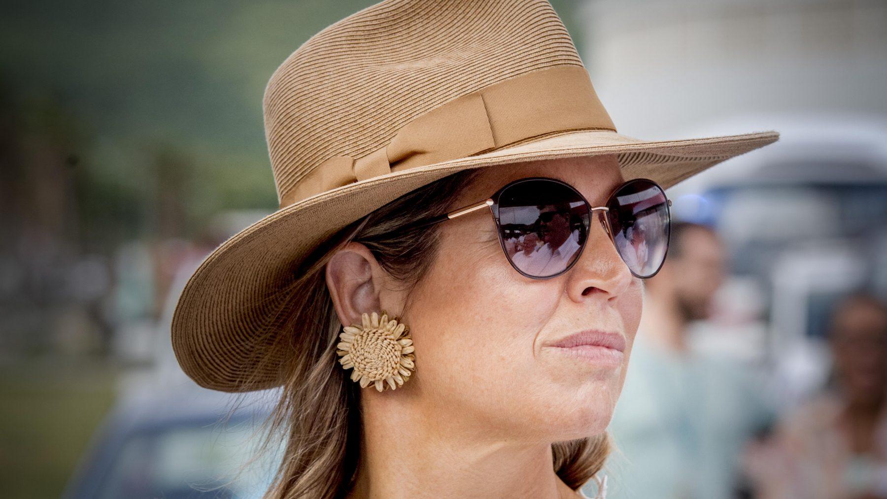 Dit zijn de mooiste zonnebrillen van Máxima en andere royals