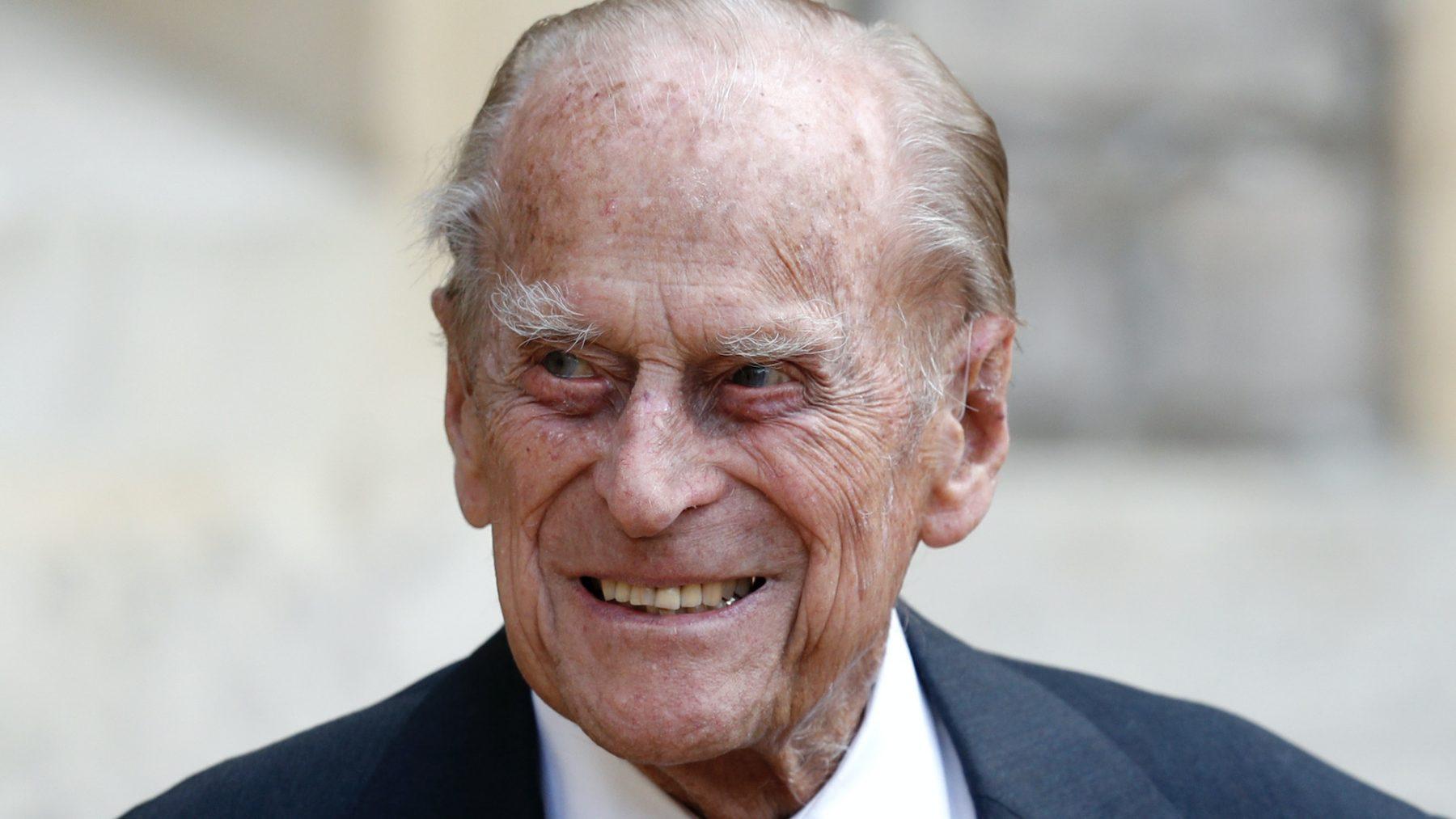 prins Philip overleden