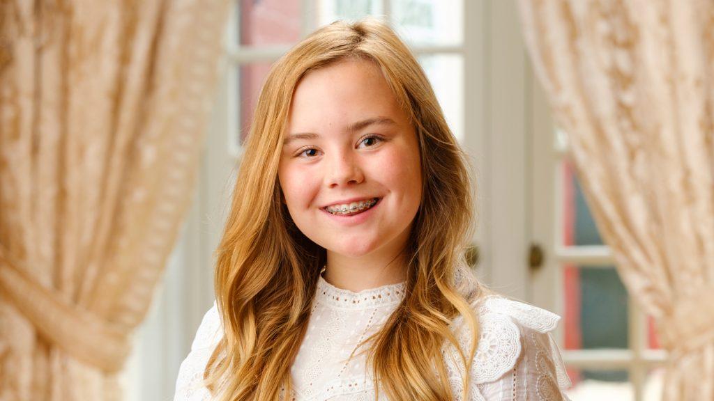 Prinses Ariane 14 jaar