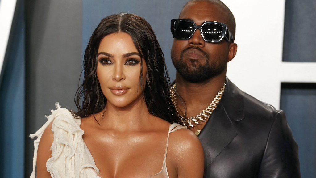 Kanye West reageert op scheiding met Kim Kardashian en gedeelde voogdij