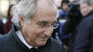 Madoff overleden