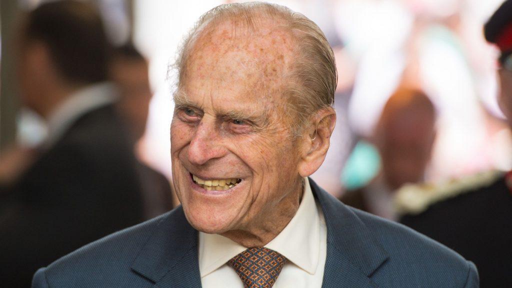 Herdenkingsdienst van prins Philip live uitgezonden door NOS