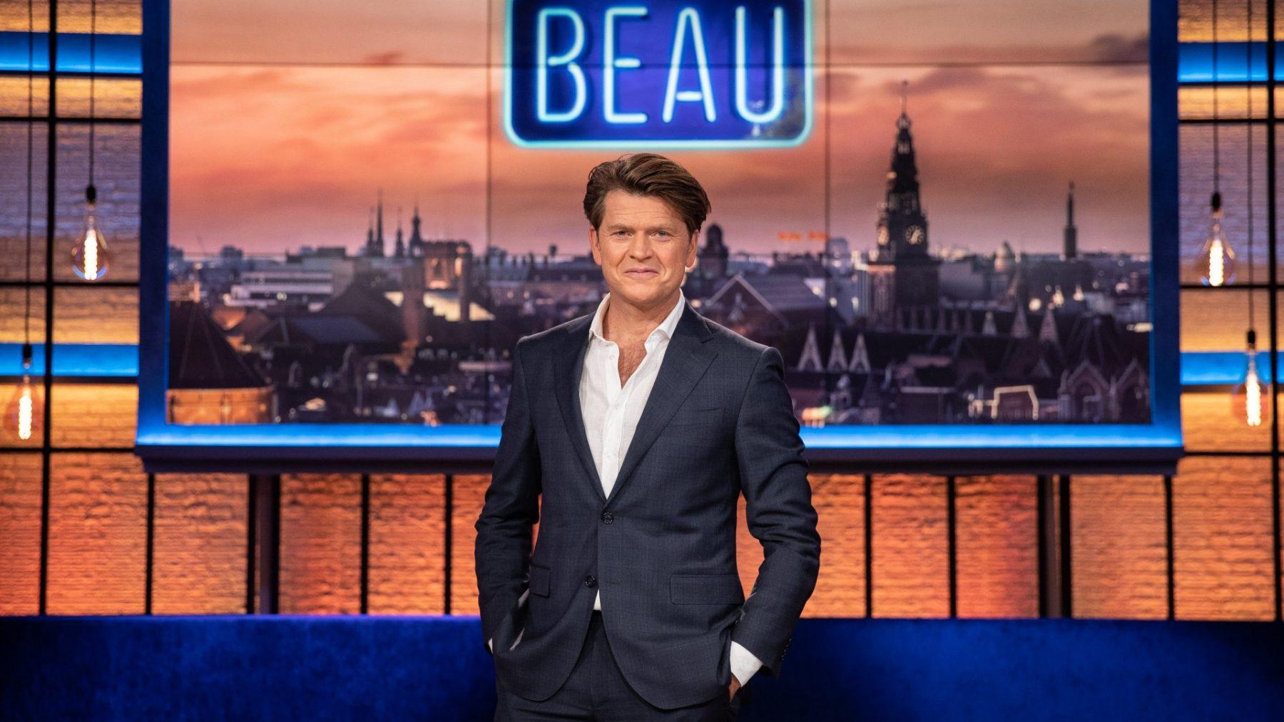 Beau vraagt per ongeluk naar Frans Bauers overleden vader