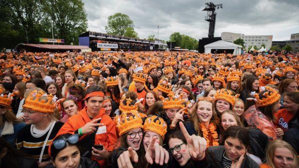 538 Oranjefeest Koningsdag