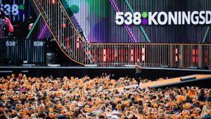 Radio 538 reageert op Oranjefeest 538