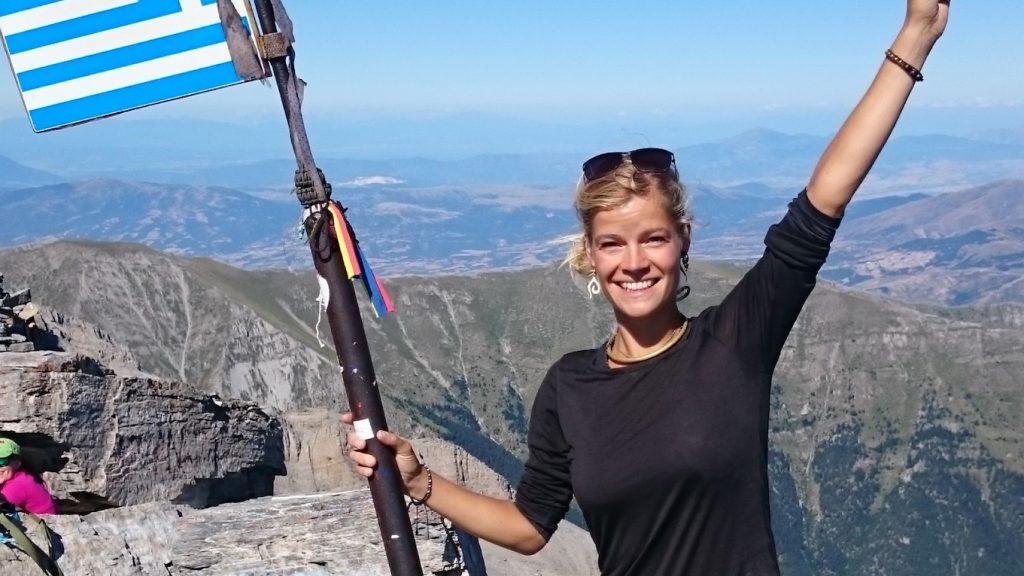nomade Tamar (34) ging van recherchepsycholoog naar fulltime nomade_ 'Wil nooit meer anders'
