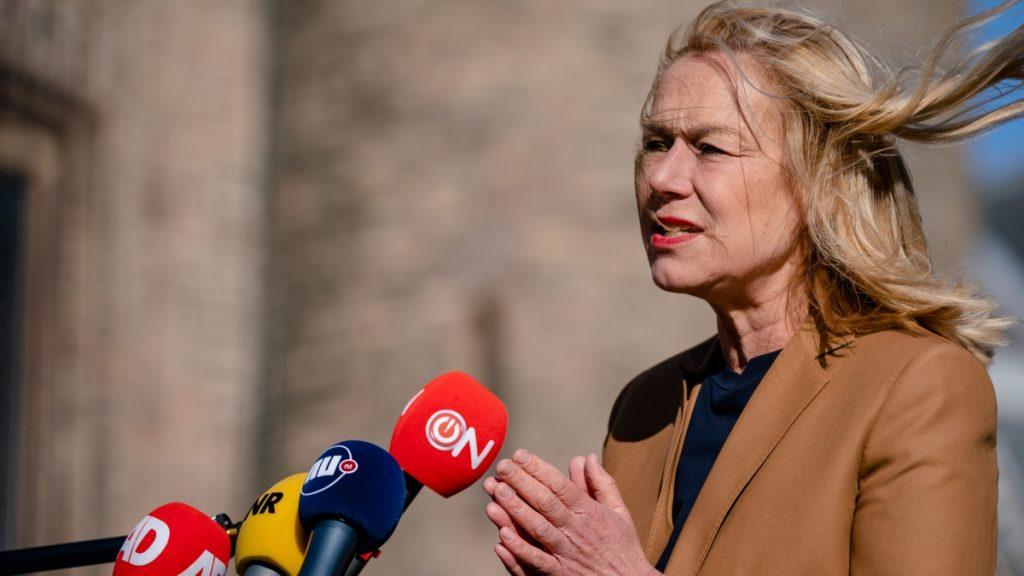 Sigrid Kaag was misschien in Niger